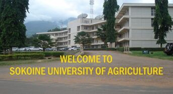 PhD Scholarship Available at Sokoine University of Agriculture in Tanzania, 2018