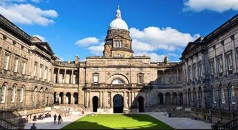 School Doctoral Scholarships for UK/EU and Overseas Students at University of Edinburgh in UK, 2019/20