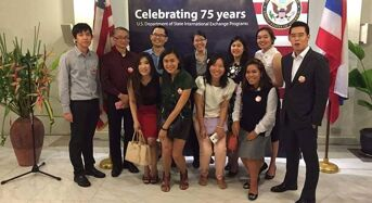 Fulbright Junior Research Scholarship Program for Thai Students in USA, 2019