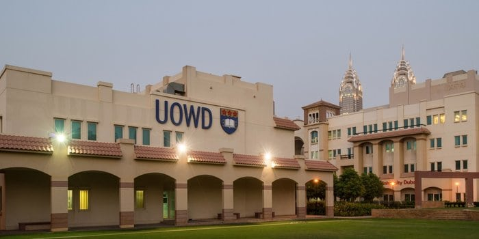 UOWD Academic Merit Postgraduate Scholarship for ...