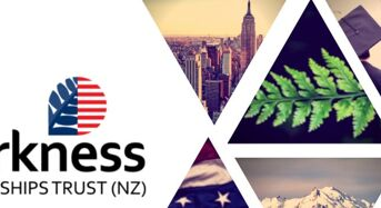 Fulbright New Zealand Harkness Fellowships for Mid-CareerProfessionals in USA, 2019