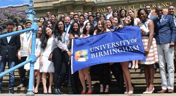 Michael F Byrne Scholarship for Undergraduate Degree at Birmingham University in UK, 2019