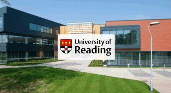 John and Griselda Lewis Postdoctoral Fellowship at University of Reading in UK, 2019