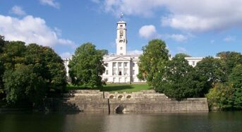 European Undergraduate High Achiever Prize at the University of Nottingham in UK, 2019