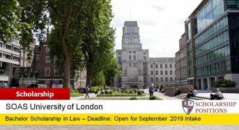 International Postgraduate Merit funding for the Department of Economics in UK, 2019
