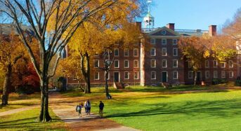 Why Study at Brown University?
