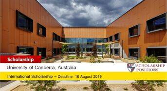 University of Canberra Chief Minister ICT funding for International Students 2019