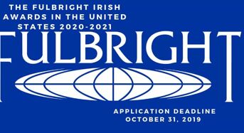 The Fulbright Irish Awards in the United States 2020-2021