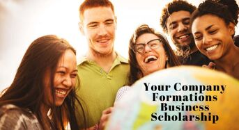 Your Company Formations Business funding for International Students, 2020