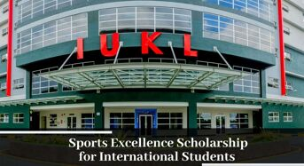 IUKL Sports Excellence funding for International Students in Malaysia, 2020