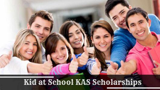 Kid at School KAS Scholarships in USA, 2020