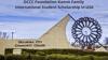 OCCC Foundation Kamm Family International Student Scholarship in the USA