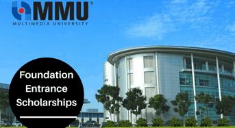 Foundation Entrance Scholarships at Multimedia University, Malaysia
