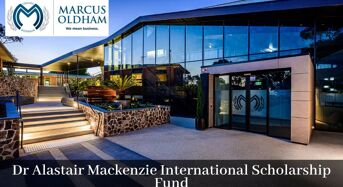 Marcus Oldham College Dr Alastair Mackenzie International Scholarship Fund in Australia, 2020