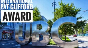 UBC International Pat Clifford Award for Early Career Research in Education, Canada