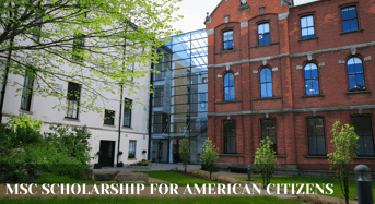 UCD Michael Smurfit Graduate Business School MSc funding for American Students in Ireland