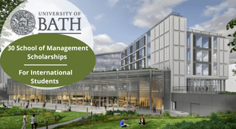 30 School of Management Scholarships for International Students in UK, 2020