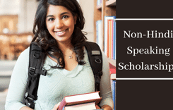Chandigarh Government Non-HindiSpeaking Scholarships in India