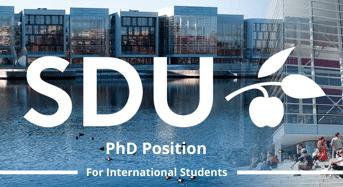 SDU PhD Position for International Students in Denmark, 2020
