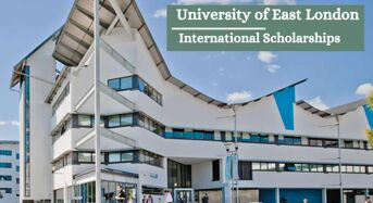 worldwide awards at University of East London in UK