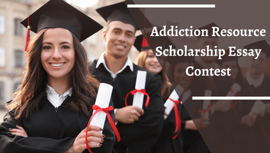 Addiction Resource Scholarship Essay Contest in USA