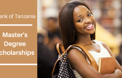 Bank of Tanzania Master's Degree Scholarships in Tanzania