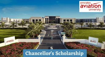 Chancellor's Scholarship at Emirates Aviation University, UAE