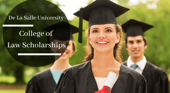 College of Law Scholarships at De La Salle University, Philippines