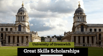 Great Skills Scholarships at University of Greenwich, UK