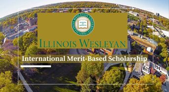 Illinois Wesleyan University International Merit-BasedScholarship in USA