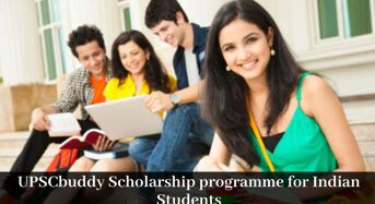 UPSCbuddy programme for Indian Students, 2020