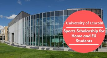 University of Lincoln Sports funding for UK and EU Students in UK