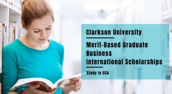 CU Merit-BasedGraduate Business international awards in USA