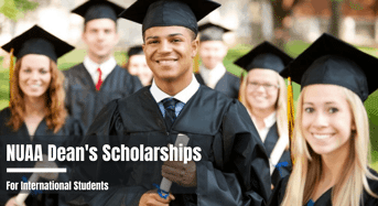 NUAA Dean's Scholarships for International Students in China