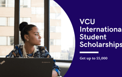VCU International Student Scholarships in USA, 2021-2022