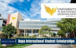 USQ Bupa International Student Scholarships in Australia