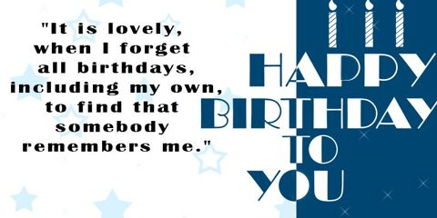 Birthday Greeting With Quotes 4