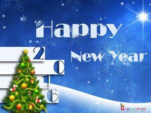 Happy New Year Greeting 2016 3