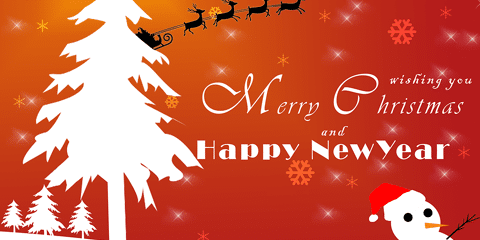 Beautiful Christmas Greeting 7