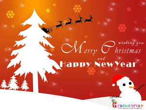 Beautiful Christmas Greeting 3