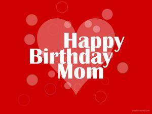 Happy Birthday Mom Greeting 10