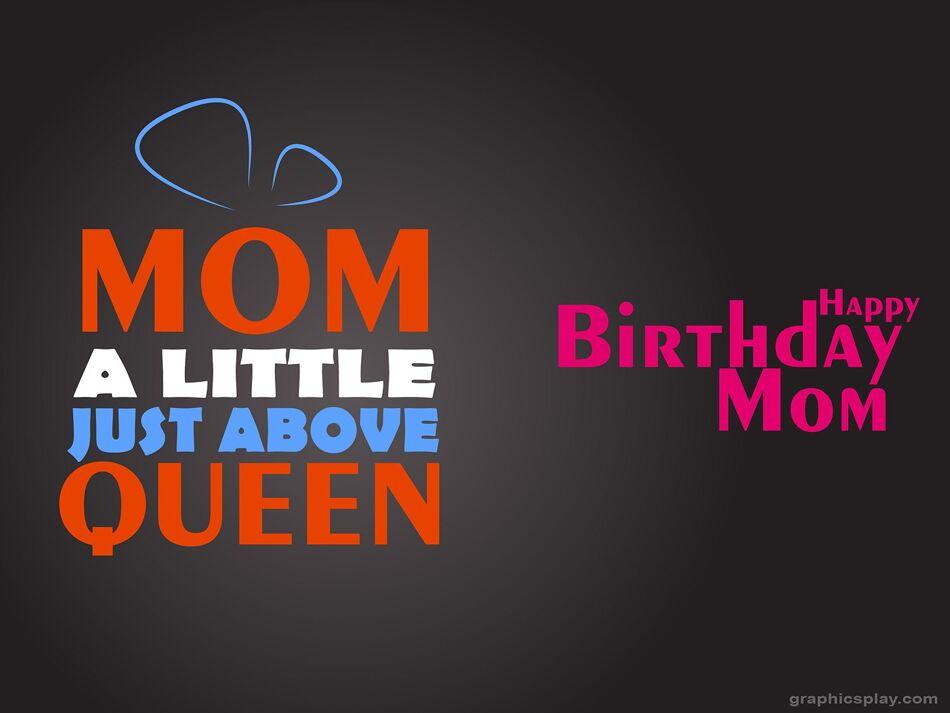Happy Birthday Mom Beautiful Greeting 1