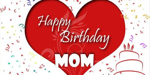 Happy Birthday Mom Greeting With Love 5