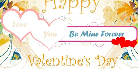 Happy Valentines Day Nice Greeting 10