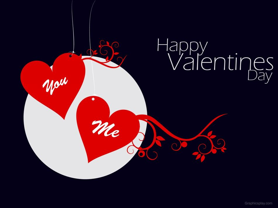 Happy Valentines Day Beautiful Greeting 1