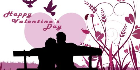 Happy valentines Day Couple Greeting 27