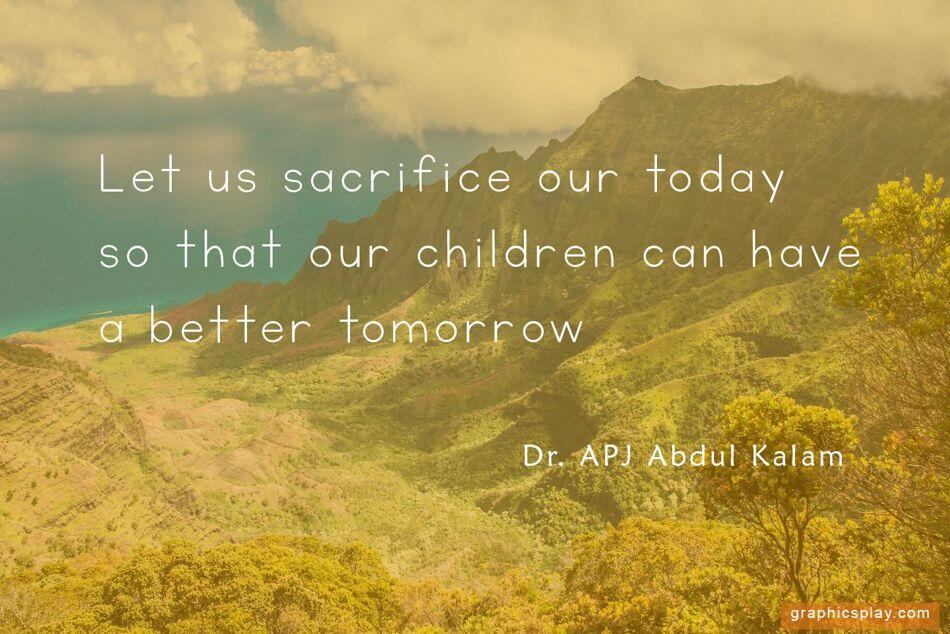A.P.J Abdul Kalam Quotes 1