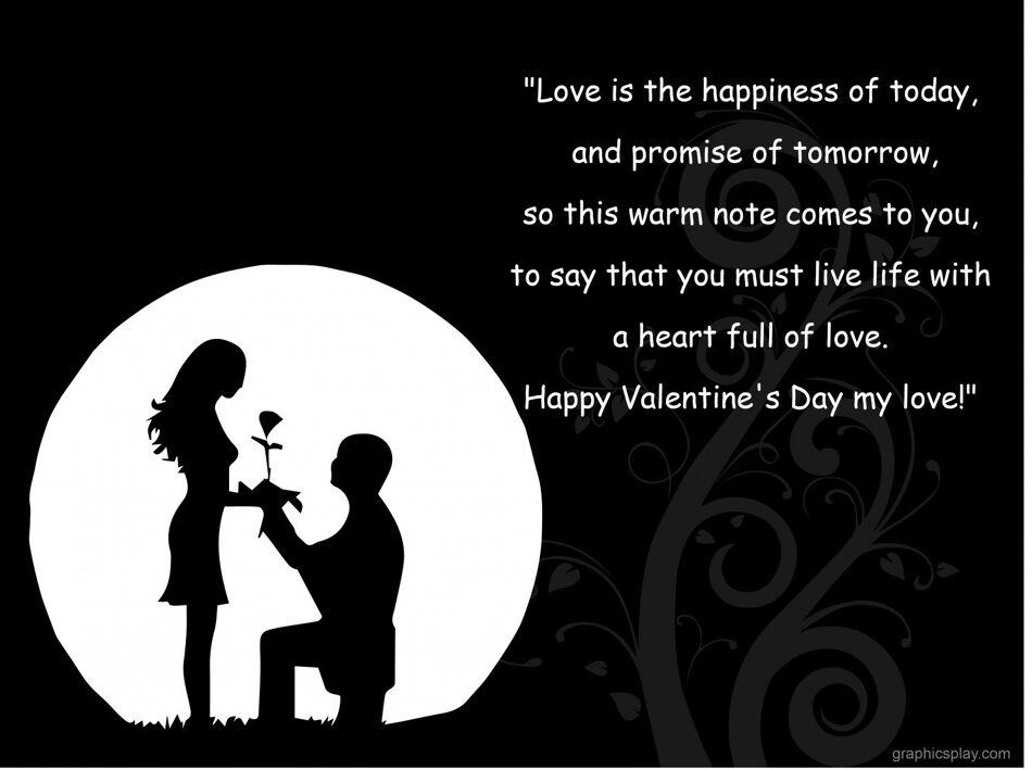 Happy Valentine's Day Greeting -2170 1