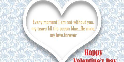 Happy Valentine's Day Greeting -2210 6