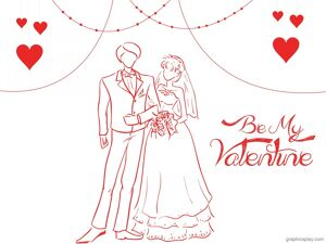 Happy Valentine's Day Greeting -2172 11